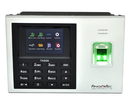 Biometrični uređaj za evidenciju radnog vremena