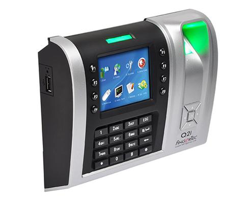 Multimedijalni uređaj za evidenciju radnog vremena i kontrolu pristupa